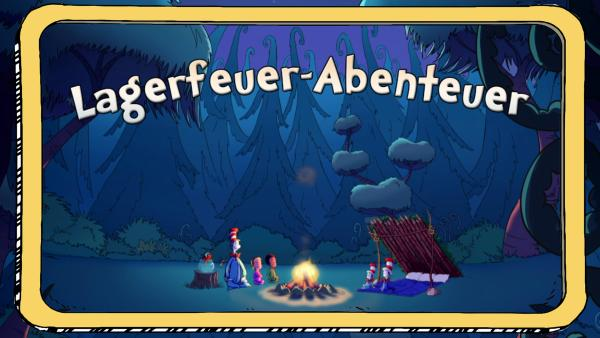 Lagerfeuer Abenteuer | Rechte: KiKA/Collingwood O'Hare Prod./Portfolio Entertain./Random House Children E./Treehouse TV
